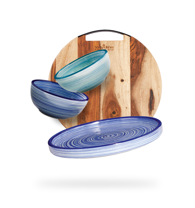 Bowls and Dishes tapasservies
