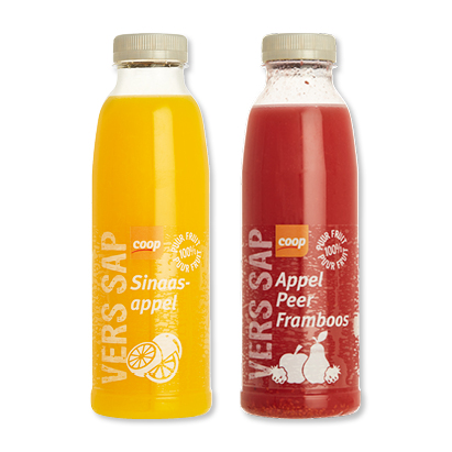categorie-afbeelding Coop of I'm verse sappen of smoothies