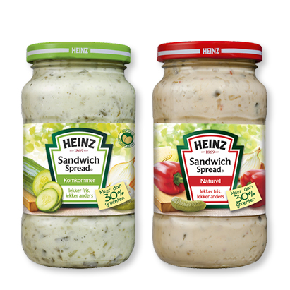 categorie-afbeelding Heinz sandwichspread