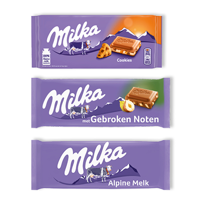 categorie-afbeelding Milka tabletten