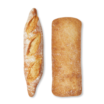 categorie-afbeelding Coop rustiek baguette of ciabatta