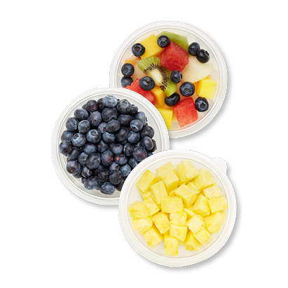 categorie-afbeelding Healthy Hand verse fruitsalades, yoghurt of snack